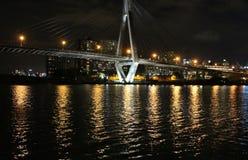 anzac桥梁悉尼 库存照片