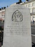 anzac αναμνηστικός πόλεμος Στοκ εικόνα με δικαίωμα ελεύθερης χρήσης