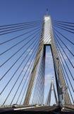 anzac γέφυρα Σύδνεϋ της Αυστραλίας Στοκ εικόνες με δικαίωμα ελεύθερης χρήσης