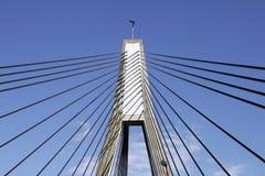 anzac γέφυρα Σύδνεϋ της Αυστρα Στοκ εικόνες με δικαίωμα ελεύθερης χρήσης