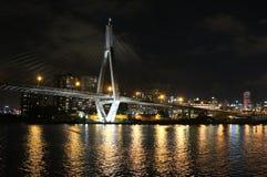 anzac γέφυρα Σύδνεϋ Στοκ Εικόνες