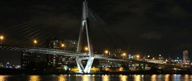 anzac γέφυρα Σύδνεϋ Στοκ εικόνα με δικαίωμα ελεύθερης χρήσης