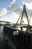 Anzac Brücke Stockbild