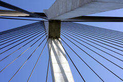 Free Anzac Bridge Royalty Free Stock Image - 1104306