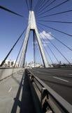 Anzac Bridge Royalty Free Stock Photo