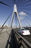 Anzac Bridge Stock Image