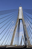 Anzac Bridge, Sydney, Australia royalty free stock images
