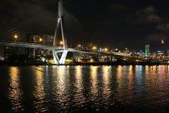 Anzac Bridge, Sydney Stock Image