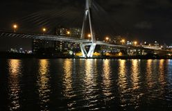 Anzac Bridge, Sydney Stock Photo