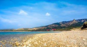 ANZAC Cove, Gallipoli stock afbeeldingen