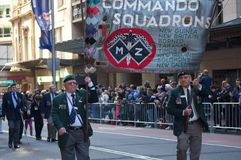 Anzac Day 2012 Stock Photos