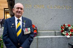 Anzac Day 2012 Royalty Free Stock Images