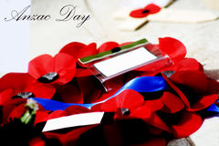 Anzac Day Arkivfoto