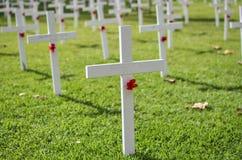 Anzac Day memorial Royalty Free Stock Photos