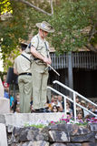 Anzac day 2013 Royalty Free Stock Image