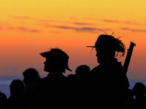 Anzac Day stock photo