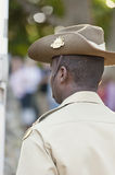 Anzac day 2013 Stock Photography