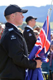 Anzac Day - War Memorial Service Royalty Free Stock Photography
