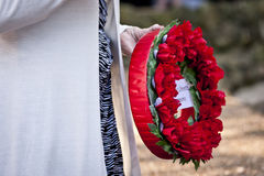 Anzac day 2013 Royalty Free Stock Photo