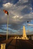 Anzac Hill Royaltyfri Fotografi