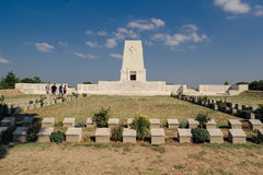 Anzac Memorial at Lone Pine, Gallipoli Royalty Free Stock Photography