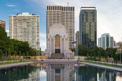ANZAC Memorial Sydney Photographie stock libre de droits