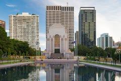 ANZAC Memorial Sydney Royalty Free Stock Photography