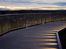 Anzac odprowadzenia most Obraz Stock