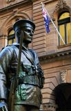 ANZAC soldier Royalty Free Stock Photography