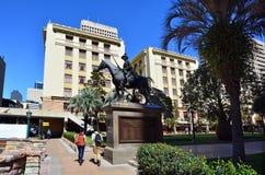 ANZAC Square, Brisbane - Queensland Australien Lizenzfreie Stockfotos