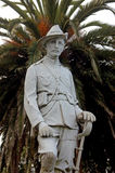 ANZAC statue Royalty Free Stock Images