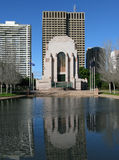 Anzac War Memorial Royalty Free Stock Image