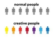 Anzahl der Menschen Stockfotografie