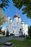 Anzeiges-Kathedrale in Voronezh, Russland Lizenzfreie Stockfotos