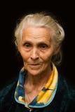 Anziane Immagini Stock
