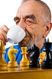 Anziano Immagine Stock