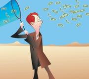 Anziehendes Bargeld Lizenzfreies Stockfoto