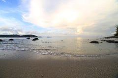 Ao海滩普吉岛参议员 免版税库存图片