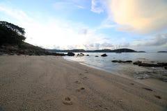 Ao海滩普吉岛参议员 库存图片
