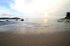 Ao海滩普吉岛参议员 免版税库存照片