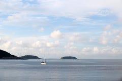 Ao海滩普吉岛参议员 图库摄影
