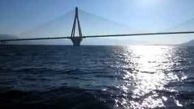 Ao longo da ponte 2 video estoque