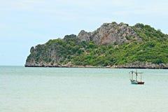AO Manao, Ταϊλάνδη Στοκ Φωτογραφίες