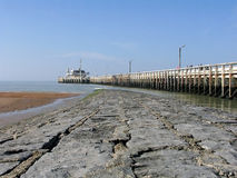 Ao mar Foto de Stock