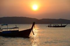 AO Nang, Ταϊλάνδη Στοκ εικόνα με δικαίωμα ελεύθερης χρήσης