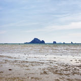 Ao Nang Beach Royalty Free Stock Images