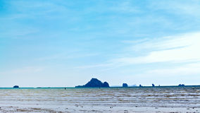 Ao Nang Beach Stock Photo