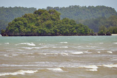 Ao nang beach in Krabi Thailand. Ao nang beach in Krabi Stock Images