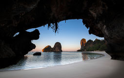 Ao nang beach,Railay,Krabi,best beach in Thailand Stock Photos