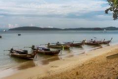 AO Nang, Krabi, Ταϊλάνδη Στοκ Εικόνες